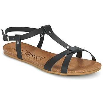 Παπούτσια Γυναίκα Σανδάλια / Πέδιλα Casual Attitude IPLEM Black