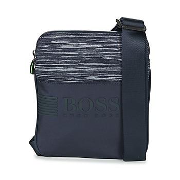 Τσάντες Άνδρας Pouch / Clutch Hugo Boss Green PIXEL K S ZIP Marine
