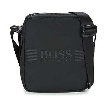 Τσάντες Άνδρας Pouch / Clutch Hugo Boss Green PIXEL NS ZIP Black