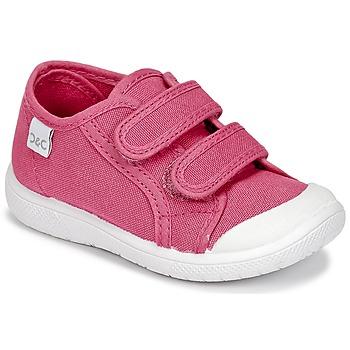 Παπούτσια Κορίτσι Χαμηλά Sneakers Citrouille et Compagnie GLASSIA Ροζ