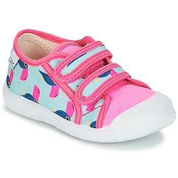 Παπούτσια Κορίτσι Χαμηλά Sneakers Citrouille et Compagnie RIVIALELLE Multicolore