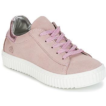 Παπούτσια Κορίτσι Χαμηλά Sneakers Citrouille et Compagnie IPOGUIBA Ροζ