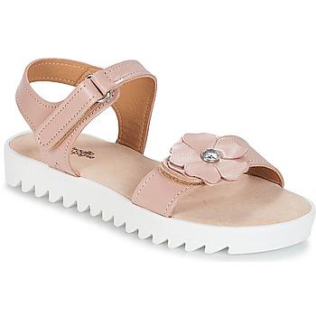 Παπούτσια Κορίτσι Σανδάλια / Πέδιλα Citrouille et Compagnie ILODO Ροζ