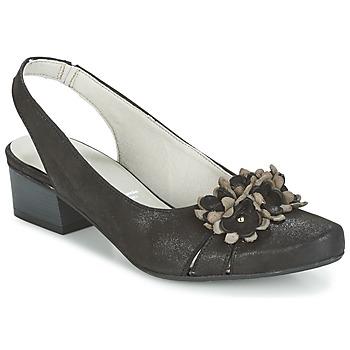 Παπούτσια Γυναίκα Σανδάλια / Πέδιλα Dorking TUCAN Black