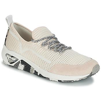 Παπούτσια Γυναίκα Χαμηλά Sneakers Diesel S-KBY Ροζ / Pale