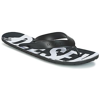 Παπούτσια Άνδρας Σαγιονάρες Diesel SPLISH Black