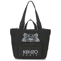 Τσάντες Γυναίκα Cabas / Sac shopping Kenzo KANVAS TIGER TOTE LARGE Black