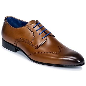 Παπούτσια Άνδρας Derby Carlington FRUTO Brown