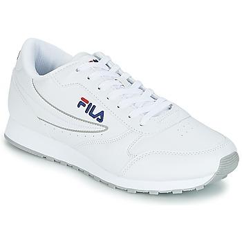 Παπούτσια Άνδρας Χαμηλά Sneakers Fila ORBIT LOW Άσπρο