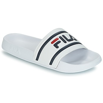 Παπούτσια Άνδρας σαγιονάρες Fila MORRO BAY SLIPPER Άσπρο