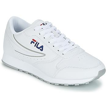 Παπούτσια Γυναίκα Χαμηλά Sneakers Fila ORBIT LOW WMN Άσπρο