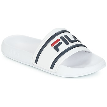 Παπούτσια Γυναίκα σαγιονάρες Fila MORRO BAY SLIPPER WMN Άσπρο
