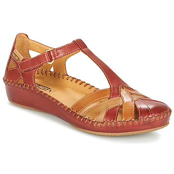 Παπούτσια Γυναίκα Μπαλαρίνες Pikolinos P. VALLARTA 655 Brown