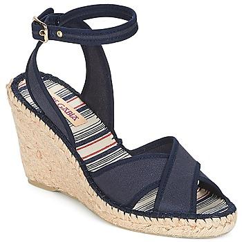 Παπούτσια Γυναίκα Σανδάλια / Πέδιλα Pare Gabia KLINADA Marine