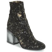 Παπούτσια Γυναίκα Μποτίνια Now LUNA Black