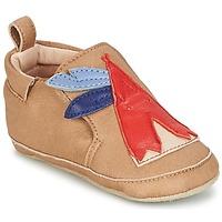 Παπούτσια Αγόρι Σοσονάκια μωρού Shoo Pom CHOU TIPI Nougat