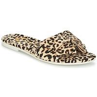 Παπούτσια Γυναίκα Τσόκαρα Lola Ramona COCCO Leopard