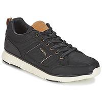 Παπούτσια Άνδρας Χαμηλά Sneakers Kappa SIMEHUS Black