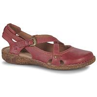 Παπούτσια Γυναίκα Σανδάλια / Πέδιλα Josef Seibel ROSALIE 13 Red