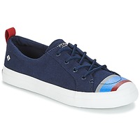 Παπούτσια Γυναίκα Χαμηλά Sneakers Sperry Top-Sider CREST VIBE BUOY STRIPE Marine