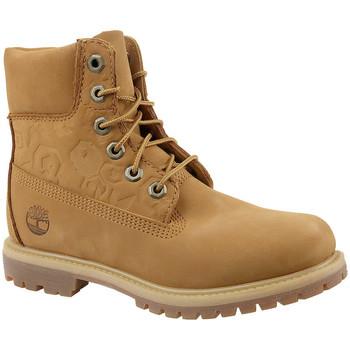 Παπούτσια Γυναίκα Μποτίνια Timberland 6 In Premium Boot W Marron