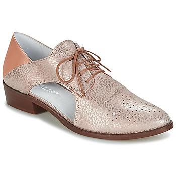 Παπούτσια Γυναίκα Derby Regard RELAFU Ροζ