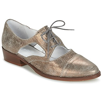Παπούτσια Γυναίκα Derby Regard RELAX Bronze