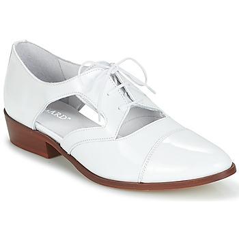 Παπούτσια Γυναίκα Derby Regard RELAX Άσπρο