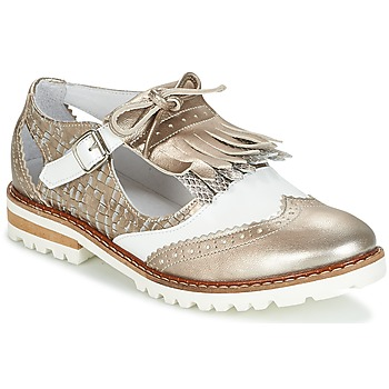 Παπούτσια Γυναίκα Derby Regard RETAZO Bronze