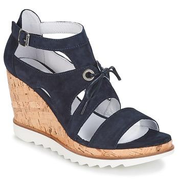 Παπούτσια Γυναίκα Σανδάλια / Πέδιλα Regard RYACAS Μπλέ