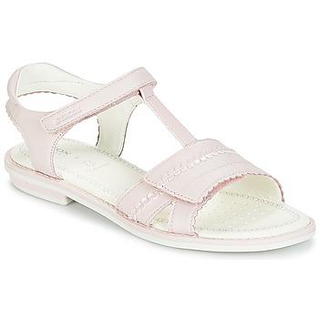 Παπούτσια Κορίτσι Σανδάλια / Πέδιλα Geox J S.GIGLIO A Ροζ