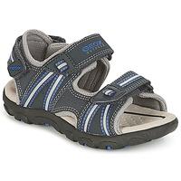 Παπούτσια Αγόρι Σπορ σανδάλια Geox J S.STRADA A Marine
