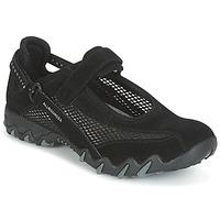 Παπούτσια Γυναίκα Χαμηλά Sneakers Allrounder by Mephisto NIRO Black