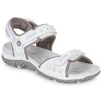 Παπούτσια Γυναίκα Σπορ σανδάλια Allrounder by Mephisto LAGOONA Άσπρο