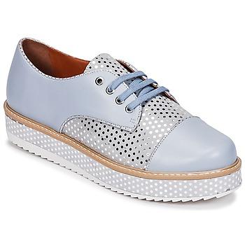 Παπούτσια Γυναίκα Derby Cristofoli FILIPY Μπλέ