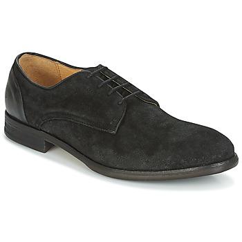Παπούτσια Άνδρας Derby Hudson DREKER Black