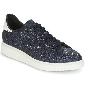 Xαμηλά Sneakers Geox D THYMAR C ΣΤΕΛΕΧΟΣ: Ύφασμα & ΕΠΕΝΔΥΣΗ: Ύφασμα & ΕΣ. ΣΟΛΑ: Ύφασμα & ΕΞ. ΣΟΛΑ: Καουτσούκ