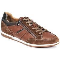 Παπούτσια Άνδρας Χαμηλά Sneakers Geox U RENAN C Brown