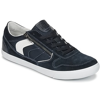 Παπούτσια Άνδρας Χαμηλά Sneakers Geox U BOX C Μπλέ