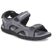Παπούτσια Άνδρας Σπορ σανδάλια Geox S.STRADA D Grey