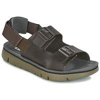 Παπούτσια Άνδρας Σανδάλια / Πέδιλα Camper ORUGA SANDAL Brown