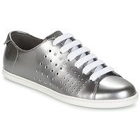 Παπούτσια Γυναίκα Χαμηλά Sneakers Camper TWS Argenté
