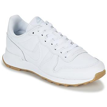 Παπούτσια Γυναίκα Χαμηλά Sneakers Nike INTERNATIONALIST W Άσπρο