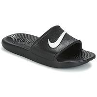 Παπούτσια Γυναίκα σαγιονάρες Nike KAWA SHOWER SANDAL W Black / Άσπρο