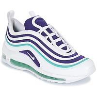 Παπούτσια Γυναίκα Χαμηλά Sneakers Nike AIR MAX 97 ULTRA '17 SE W Άσπρο / Violet / Green