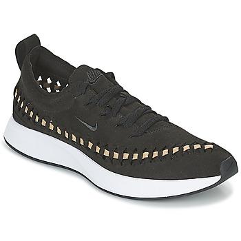 Παπούτσια Γυναίκα Χαμηλά Sneakers Nike DUALTONE RACER WOVEN W Black