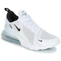 Παπούτσια Άνδρας Χαμηλά Sneakers Nike AIR MAX 270 Άσπρο / Black