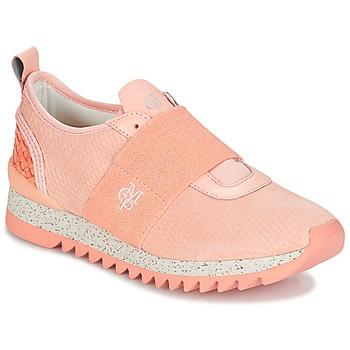 Παπούτσια Γυναίκα Χαμηλά Sneakers Marc O'Polo GARIS Ροζ / Beige