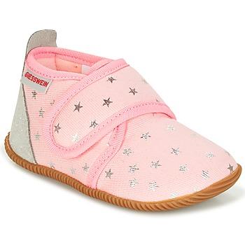Παπούτσια Κορίτσι Παντόφλες Giesswein SALSACH Ροζ