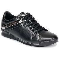 Παπούτσια Άνδρας Χαμηλά Sneakers Guess NEW GEORG Black
